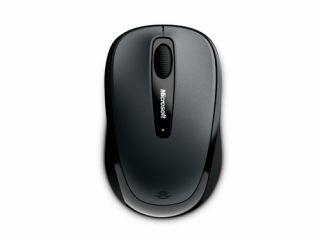 Microsoft Mobile Maus 3500 | Schwarz