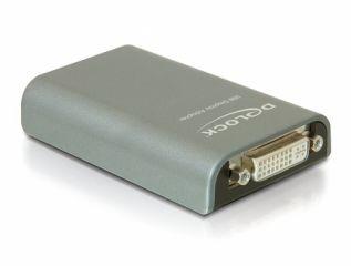 DeLOCK USB 2.0 > DVI / VGA / HDMI
