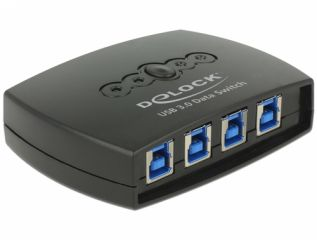 DeLock USB 3.0 Sharing Switch 4