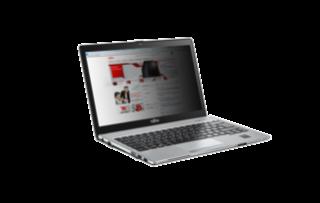 Fujitsu Blickschutzfilter 15,6 Zoll