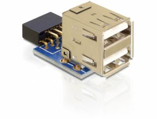 DeLOCK USB Pin Header > 2 x USB 2.0