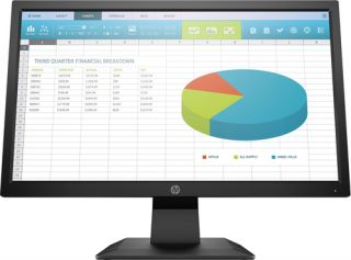 HP P204 Monitor 20 Zoll