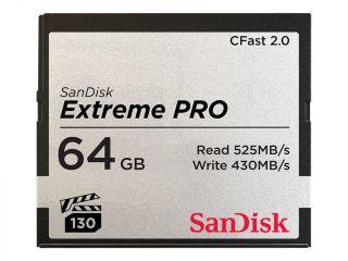 SanDisk Extreme Pro 64GB CFast 2.0 Karte