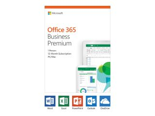 Microsoft Office 365 Business Premium NL | 1 User