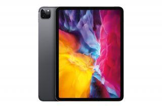 "Apple iPad Pro 11"" Cellular 2020 - Space Grau - MXE62FD/A - Display & Kamera"