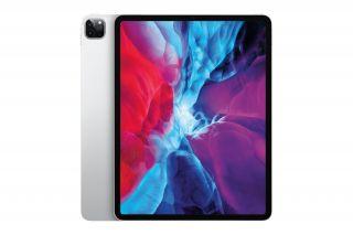 """Apple iPad Pro 12,9"""" Cellular 2020 - Silber - MXF62FD/A - Display & Kamera"""