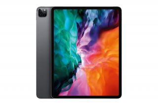 Apple iPad Pro 12,9 Zoll, 2020 Edition, 4. Generation,  Space Grau, Modell MY2H2FD/A