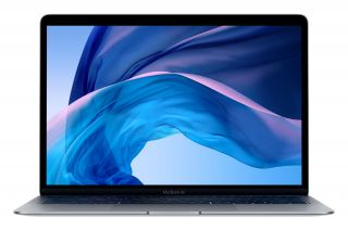 Apple MacBook Air 13 Zoll 2020 - Spacegrau - MWTJ2D/A Vorderansicht