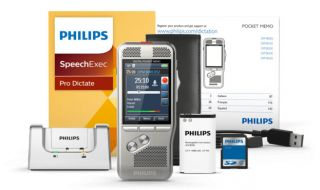 Philips PocketMemo DPM8000
