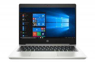 HP 430 G7 Laptop in Silber - Front-Ansicht