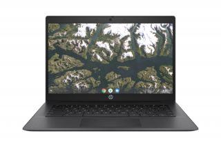 HP Chromebook 14 G6 9TX91EA - Frontansicht