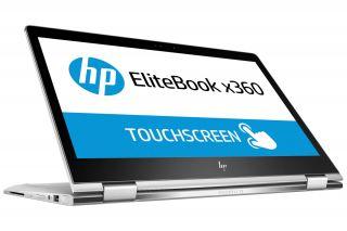 HP EliteBook x360 1030 G2 Z2W63EA - 2-in-1 Convertible Laptop - Präsentationsmodus