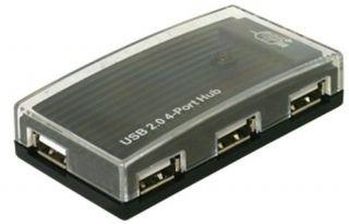 DeLock 4 x USB 2.0 4 Port Hub