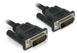 DeLOCK DVI 24+1 male > DVI 24+1 male 0.5 m