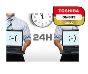 Toshiba On-Site Repair Gold