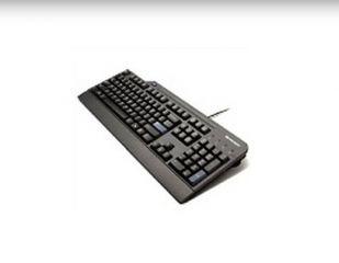 Lenovo USB SmartCard Tastatur | DE