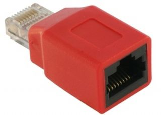 DeLOCK RJ45 LAN Crossover Adapter