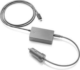 HP USB-C Auto Adapter