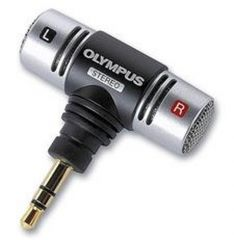 Olympus Kompaktes Stereomikrofon ME51S