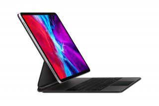 Apple Magic Keyboard iPad Pro 12.9 Zoll mit Touchpad