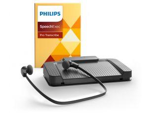 Philips SpeechExec Pro Transkriptionsset LFH7277