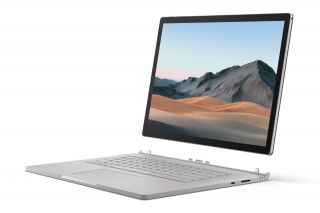 Microsoft Surface Book 3 TLV-00005 - 2-in-1 Tablet mit abnehmbarer Tastatur