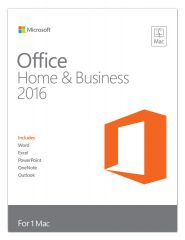 Micrososft Home and Office 2016 for Mac, Italienisch