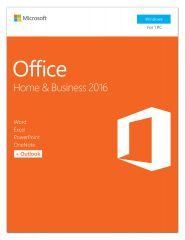Micrososft Home and Business 2016, Windows, alle Sprachen, all languages