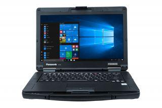 Toughbook 55 mk1 FZ-55C-008T4, Vorderseite, Outdoor Notebook, semi rugged