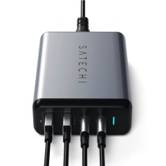 Satechi 75W Dual Type-C PD Travel Charger space gray ST-MC2TCAM