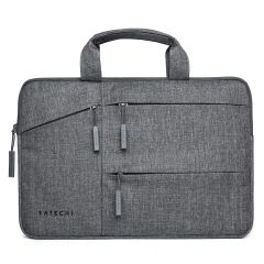 Satechi Water-Resistant Laptop Carrying Case + Pockets 15""