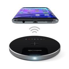 Satechi Wireless QI Charging Pad | Space Grau