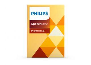 Philips SpeechExec Pro Diktiersoftware LFH4412 - 2 -Jahres-Abo