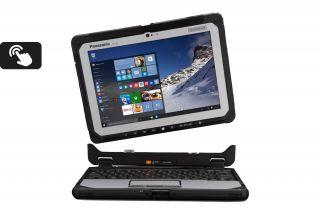 Toughbook 20 Detachable CF-20 CF-20E0205TG - Laptop mit abnehmbarer Tastatur und Touchscreen