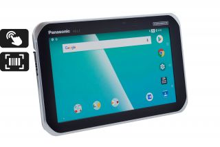Panasonic Toughbook L1 mk1 FZ-L1AGAAGAS - Tablet, Touch, Barcode-Scanner