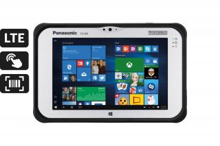 Panasonic Toughbook M1 mk3 FZ-M1JABBET3 - Full Rugged Tablet Frontansicht