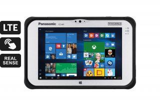 Panasonic Toughbook M1 mk3 FZ-M1JY00ET3 - Full Rugged Tablet Frontansicht