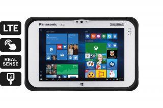 Panasonic Toughbook M1 mk3 FZ-M1JY01ET3 - Full Rugged Tablet mit Real Sense + Lite Software
